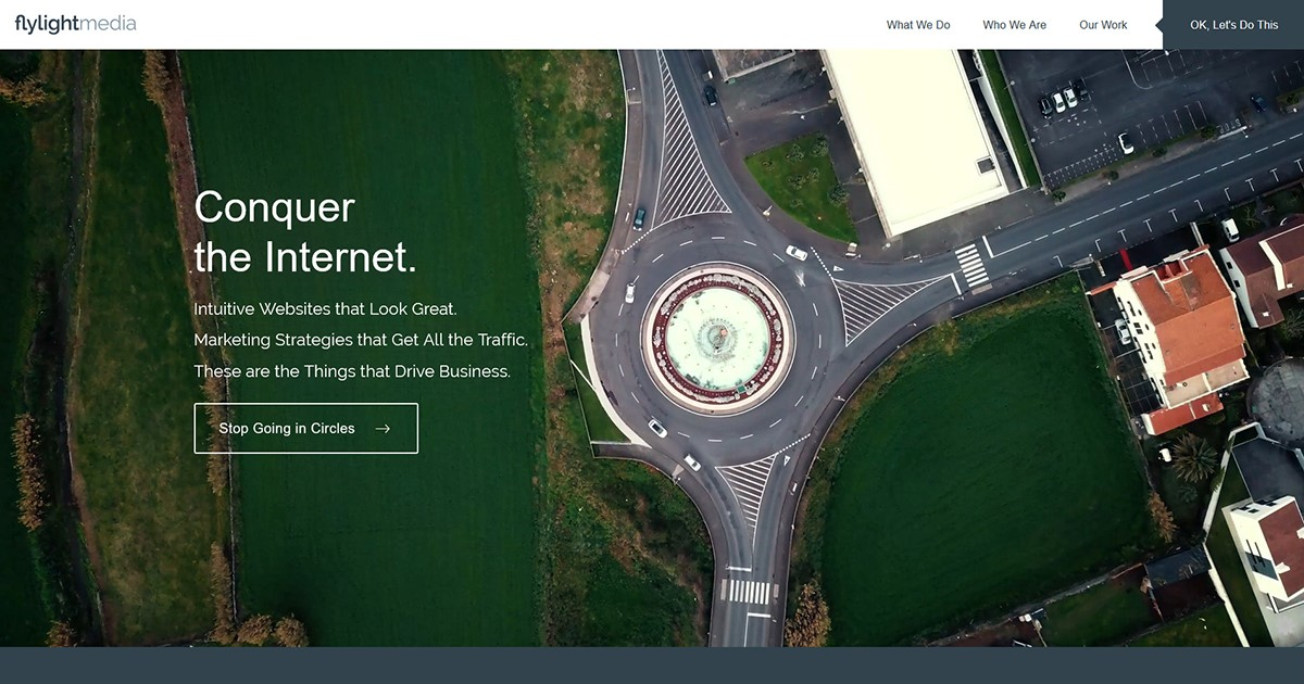 Flylight Media Website Services | Digital Marketing & Web Design Agency